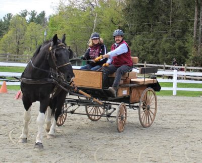 Touchstone | Carriage Driving