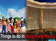 Things to do in Hong Kong Macau