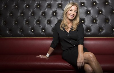 Why the Lakers' Jeanie Buss loves Jungle Grrrl and is putting her money into a female wrestling ...