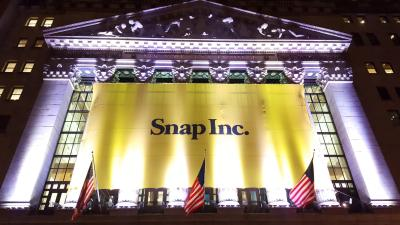 Snap IPO live updates: Shares jump more than 10% on second day of trading - LA Times