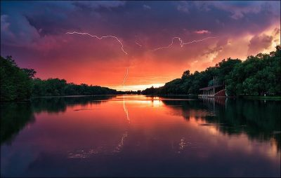 14 Crazy Photos of Lightning Like You've Never Seen Before
