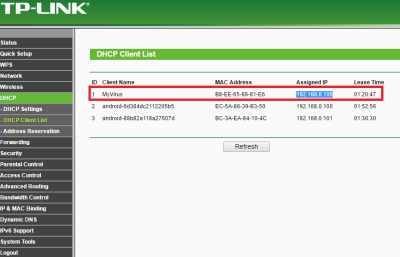 How to Limit wifi speed for specific ip address in wifi-router - Tricks5