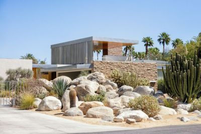 The Mid-Century Modern Design in Palm Springs