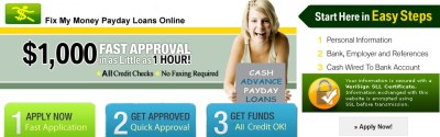 $ 1800 to payday - Up to $1500 Payday Loan in 1 Hour. Easy approval 5 minutes.