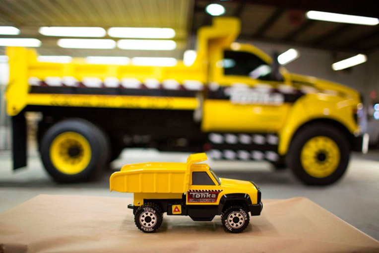 New Ford Tonka Truck More Than Just a Big Toy   Trucks com New Ford Tonka Truck More Than Just a Big Toy