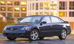 2005 Nissan Altima Repairs and Problem Descriptions at TrueDelta