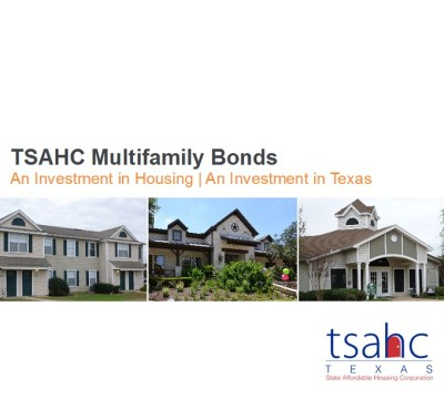Texas State Affordable Housing Corporation (TSAHC)
