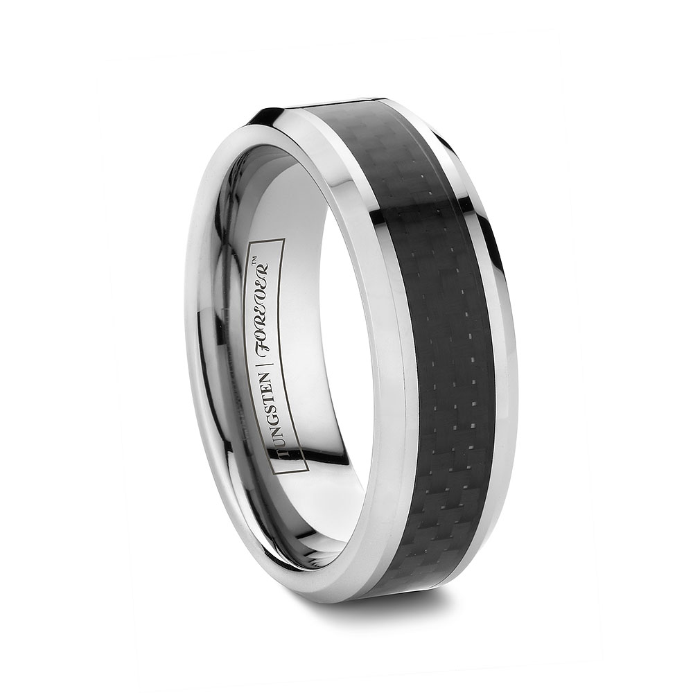 custom tungsten rings custom mens wedding bands