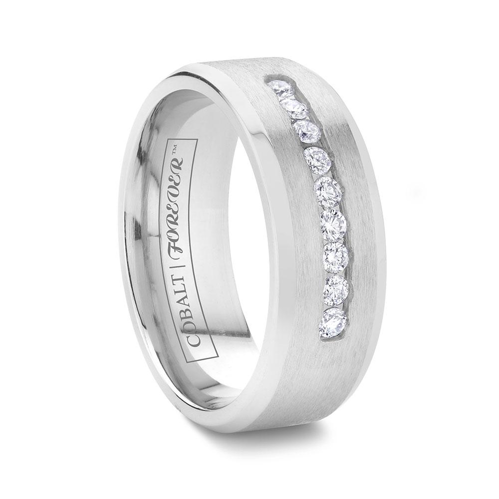 Cobalt Rings Info Specs cobalt wedding band