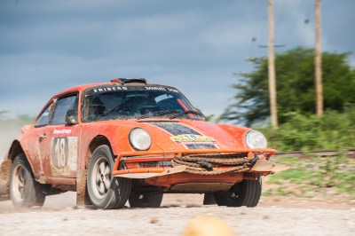 New Safari Rally Documentary from Race4Health & Team Tido