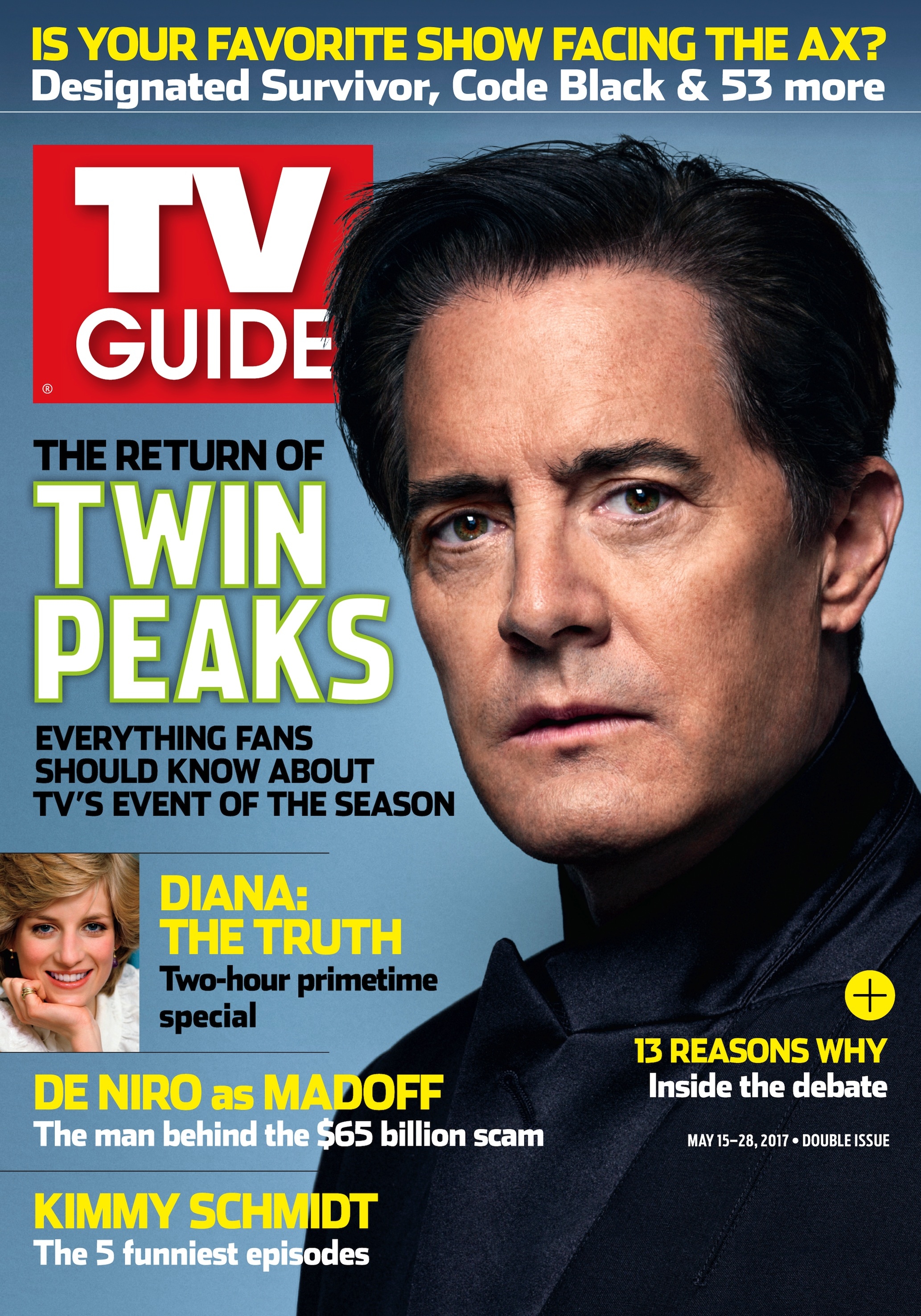 The Return of  Twin Peaks   Kyle MacLachlan and David Lynch on the     When David Lynch and Mark Frost s surreal Twin Peaks debuted on ABC in  April 1990  the nascent World Wide Web was not yet a delivery service for  instant