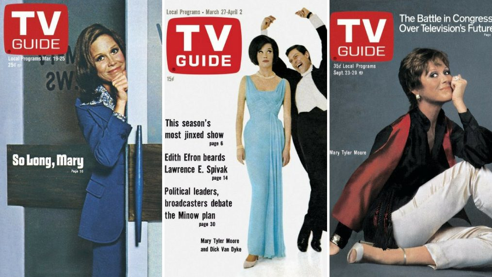 See Mary Tyler Moore s 28 TV Guide Magazine Covers     TV Insider Mary Tyler Moore Covers