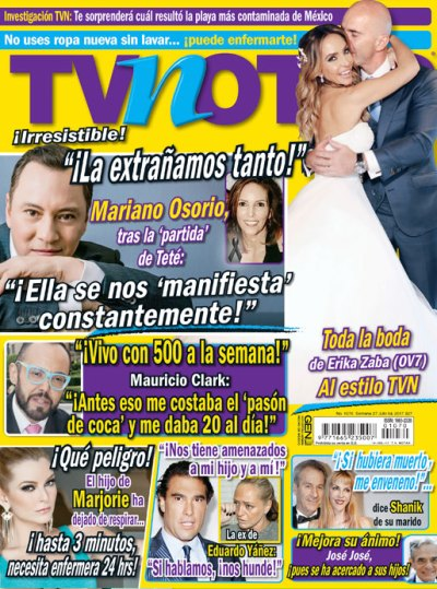 Revista | TVNotas ¡Irresistible!