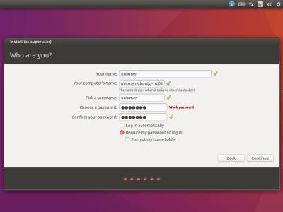 Fresh Ubuntu 16.04 LTS Installation and Review | Unixmen