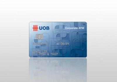 UOB : Corporate ATM Card