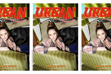 urban magazine starring francesca michielin