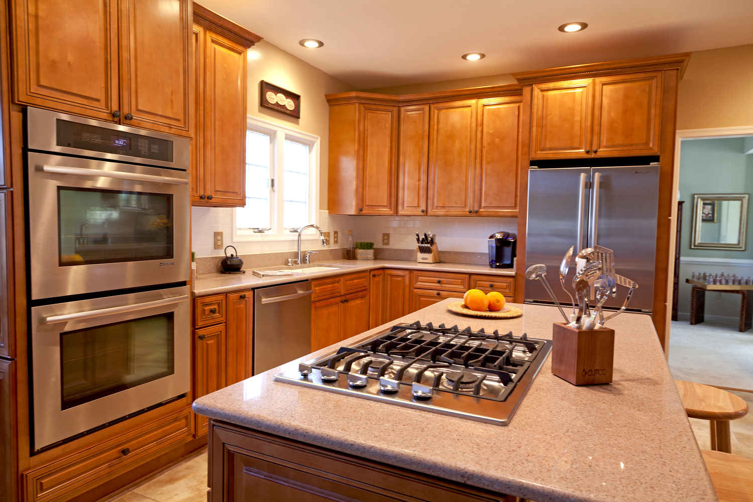 kitchen remodeling northern virginia kitchen remodeling northern virginia Clifton s Home Addition in Northern Virginia Kitchen remodeled by US Home Design Build