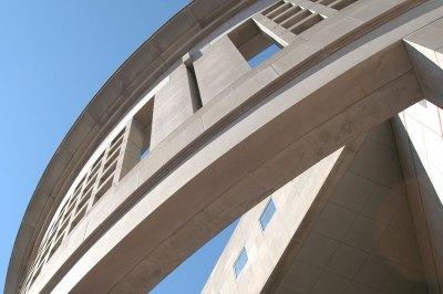Museum Exterior — United States Holocaust Memorial Museum