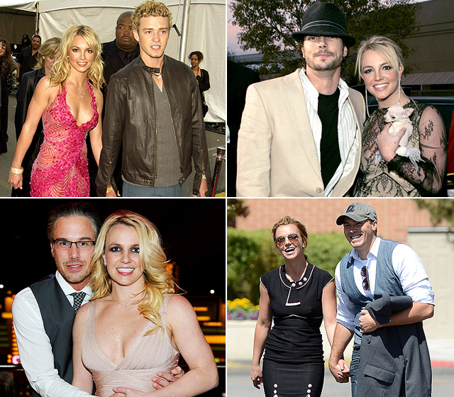 Britney Spears' Love Life - Us Weekly