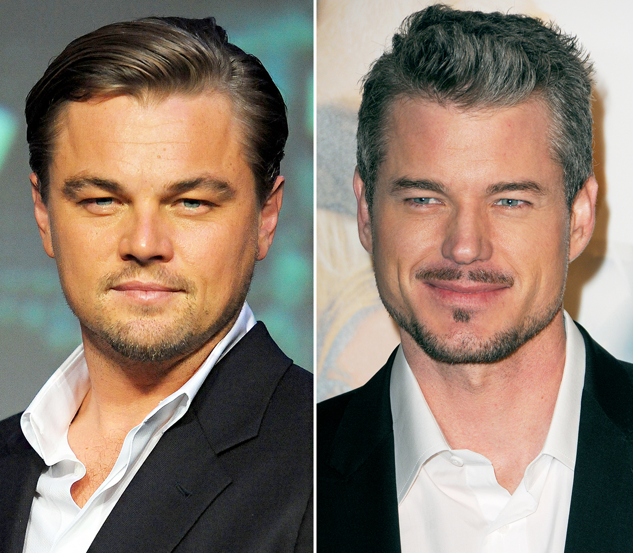 Celeb Look Alikes  Leonardo DiCaprio and Eric Dane