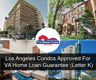 Los Angeles Condos Approved Guarantee Letter K