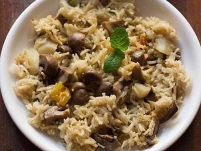 60 mushroom recipes | mushroom gravy recipes | mushroom dry recipes