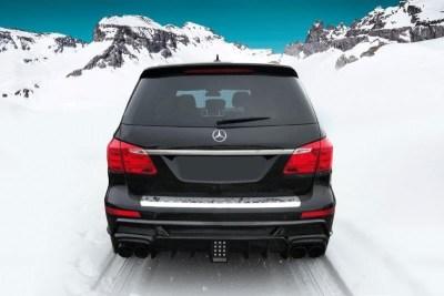 Renegade Mercedes-Benz GL/GLS (X166) Body Kit Upgrade 2006-2017