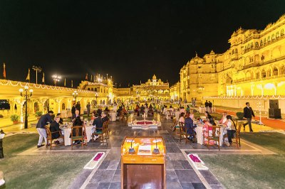 An Enchanted Evening In Udaipur | Verve Magazine - India's ...