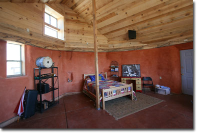 36 Leupp - Earthship - Alpine Ranches Flagstaff