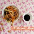 Pollo Salteado con Almendras