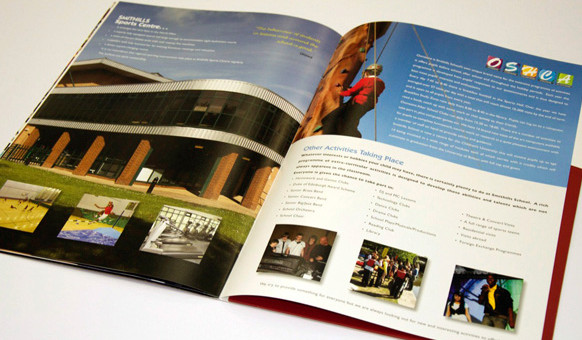 Brochure Printing Archives   Wallace Printers Brochure   Print Services for Horwich