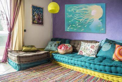 How To Nail Boho Chic Interior Design | Wall Art Prints