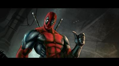 Deadpool Thumbs Up Marvel HD wallpaper | anime | Wallpaper ...