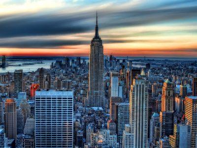 New York City Hdr Wallpaper 2560x1600 : Wallpapers13.com