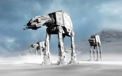 Star Wars Film At At Field Armored Infantry Hd Wallpaper : Wallpapers13.com