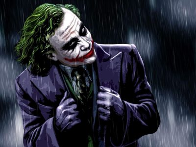 The Joker The Dark Knight Desktop Wallpaper Hd For Mobile Phones And Laptops 3840x2160 ...