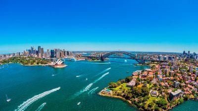 Sydney Australia Desktop Hd Wallpaper : Wallpapers13.com