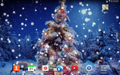 Download Christmas Live Wallpaper Free Gallery