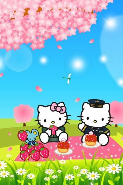 Download Hello Kitty Live Wallpaper Free Gallery