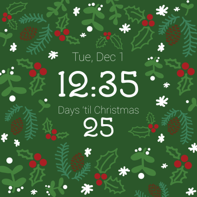 Download Live Christmas Countdown Wallpaper Gallery