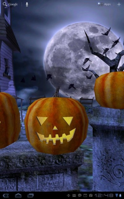 Download Live Halloween Wallpaper For Android Gallery