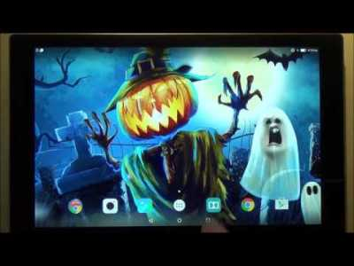 Download Live Halloween Wallpaper With Sound Gallery