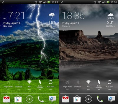 Download Accuweather Live Wallpaper Gallery