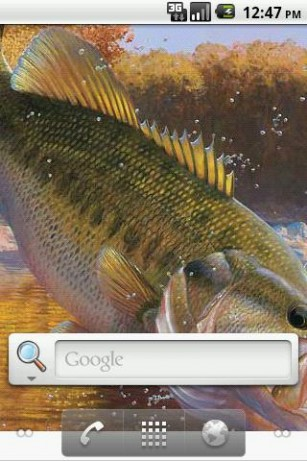 Download Bass Fishing Live Wallpaper Gallery