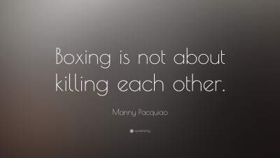 Download Boxing Quotes Wallpaper Gallery