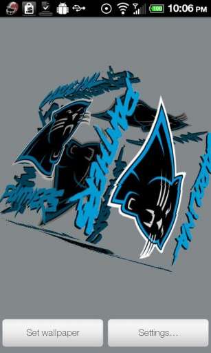 Download Carolina Panthers Live Wallpaper Gallery