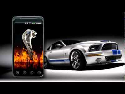 Download Ford Mustang Live Wallpaper Gallery