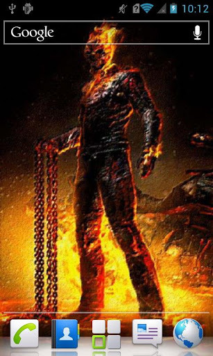 Download Ghost Rider Live Wallpaper Gallery