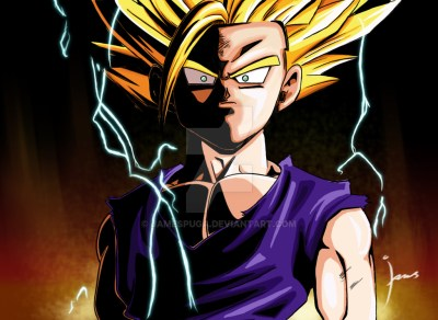 Download Gohan Ssj2 Live Wallpaper Gallery