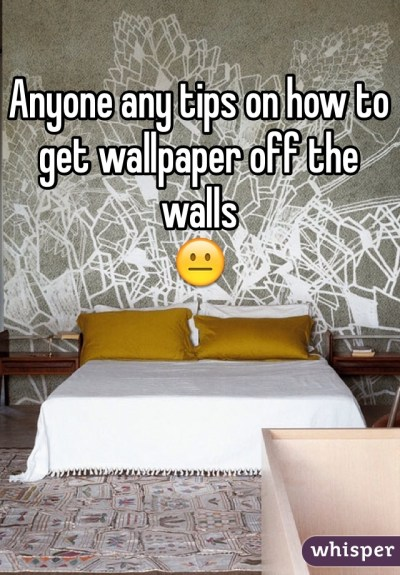 Download How To Get Wallpaper Off Walls Gallery
